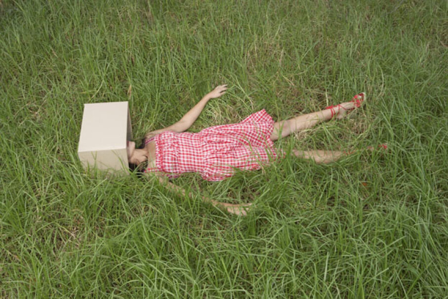 Actually, death by cardboard box didn't make the cut. Go figure. Paul Sutherland/Digital Vision/Getty Images