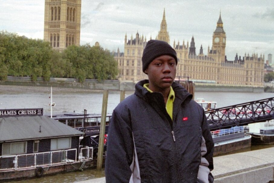 "A few years before he would become known as the ""underwear bomber,"" Umar Farouk Abdulmutallab looked like any other kid taking a class trip to London. Barcroft Media / Getty Images"