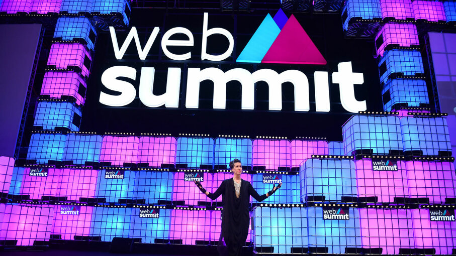 Imogen Heap, Web summit